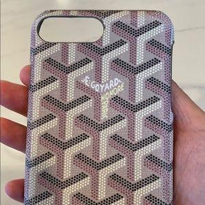 iPhone 7 Plus Goyard hard case